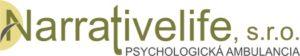 LOGO_psychologicka ambulancia Narrativelife_Maria Sopkova